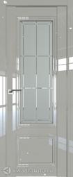 Межкомнатная дверь Профильдорс 2.103L, Галька люкс гравировка 1