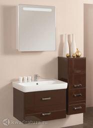 Мебель для ванной Акватон Америна 70 Темно-коричневый