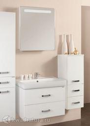 Мебель для ванной Акватон Америна 80 белый
