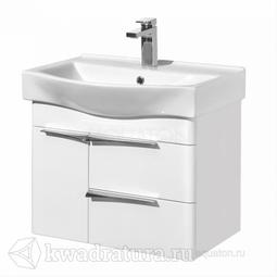 Мебель для ванной Акватон Беверли 65 тумба с раковиной