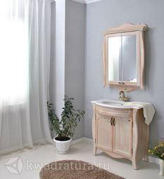 Мебель для ванной Atoll Ривьера персик
