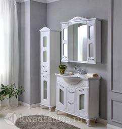 Мебель для ванной Atoll Мастер и Маргарита белый