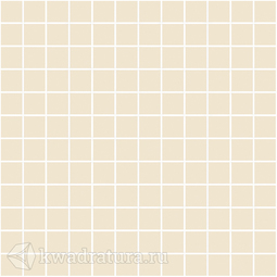 Керамическая мозаика Темари бежевый матовый 29.8x29.8