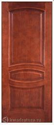 Межкомнатная дверь Двери и К 83 Диана ДГ дуб красный