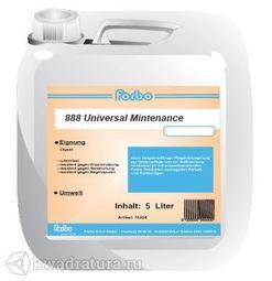 Универсальное средство для очистки и ухода за напольными покрытиями Forbo 888