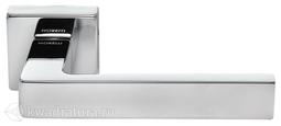 Дверная ручка MORELLI Luxury HORIZONT хром Италия