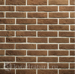 Декоративный гипсовый камень Дикий кирпич караковый
