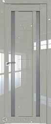 Межкомнатная дверь Профильдорс 15 L Галька люкс графит