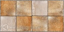 Настеная плитка Нефрит Керамика Лофт темно песочный 20х40 см