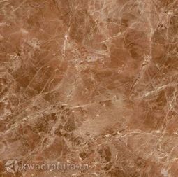 Напольная плитка Absolut Keramika Marble Marron 45x45