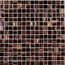 Мозаика стеклянная Bonaparte Choco 32.7х32.7