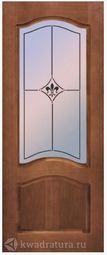 Межкомнатная дверь Двери и К 71 Ника ДО дуб олива