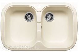 Кухонная мойка Polygran F-150 Хлопок