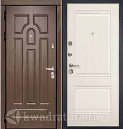 Дверь входная Профильдорс HD1 1U Сатинат Магнолия