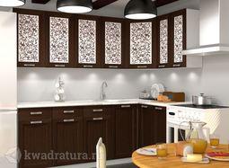 Кухонный набор Селена №981 Каштан 2050х1250