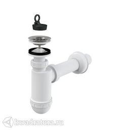 Сифон для умывальника Alca Plast A410