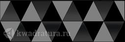 Декор Ceramica Classic Sigma Perla черный 20х60
