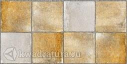 Настеная плитка Нефрит Керамика Лофт светло песочный 20х40 см