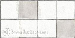 Настеная плитка Нефрит Керамика Лофт светло серый 20х40 см