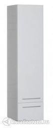 Мебель для ванной Aquanet Нота пенал белый