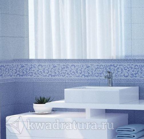 Плитка Нефрит-Керамика Бильбао синяя